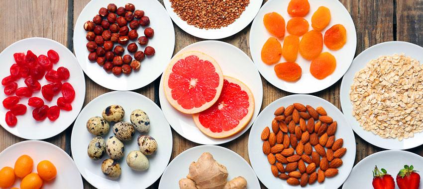 совместимые продукты правильного питания меню на неделю