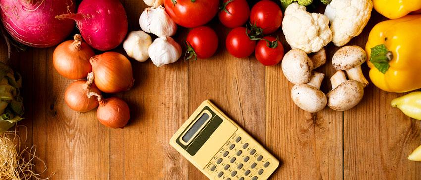 составляем правильное питание онлайн